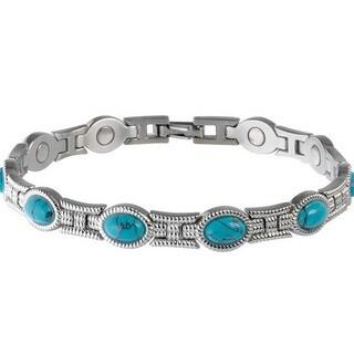 Sabona Lady Turquoise Magnetic Bracelet