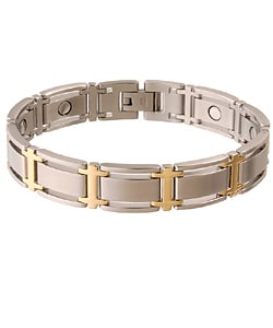 Sabona Executive Symmetry Duet Magnetic Bracelet