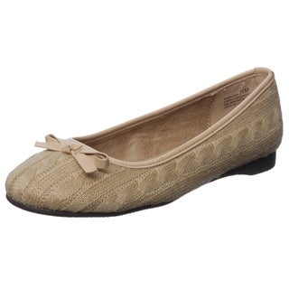 CL by Laundry Ambrosia Sweater Flats