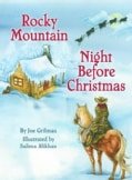 Rocky Mountain Night Before Christmas (Hardcover)