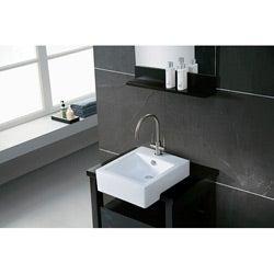 Citadel White Apron-Front Lavatory Sink