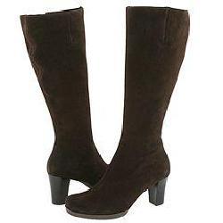 La Canadienne Kara Brown Suede Boots
