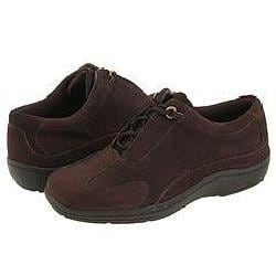 Easy Spirit Uland Dark Brown Nubuck Athletic - Siz