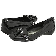 Unisa Omari Black Loafers