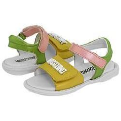 Moschino Kids Footwear Art Infant Toddler Yellow