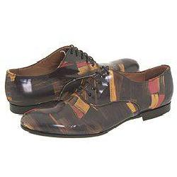 Paul Smith Cervantes Brown Oxfords
