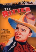 Classic Westerns: Tex Ritter Four Feature (DVD)
