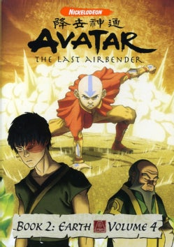 Avatar: The Last Airbender Book 2 - Earth Vol. 4 (DVD)
