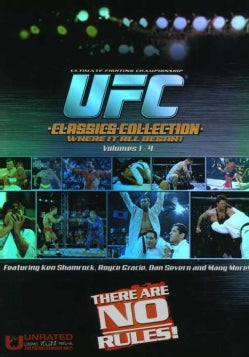 UFC Classics Collection Boxset (DVD)