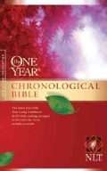 The One Year Chronological Bible: New Living Translation (Hardcover)