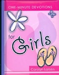 One Minute Devotions for Girls (Hardcover)