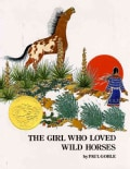 Girl Who Loved Wild Horses (Hardcover)