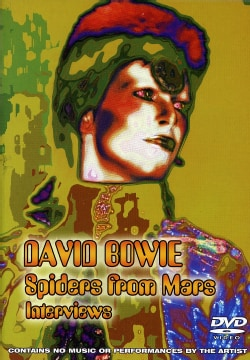 David Bowie: Spiders from Mars (DVD)