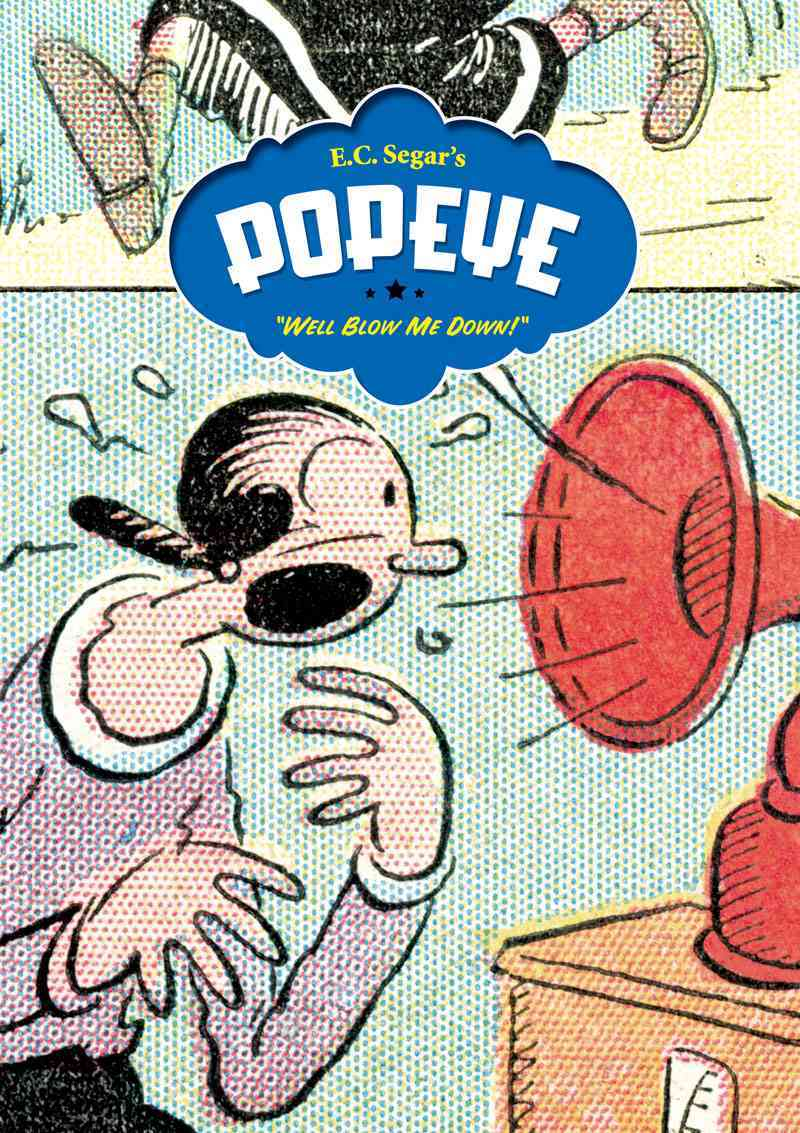 Popeye 2: Well Blow Me Down! (Hardcover)