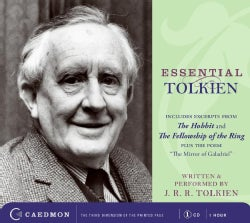 Essential Tolkien: The Hobbit and the Fellowship of the Ring (CD-Audio)