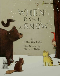 When It Starts to Snow (Paperback)