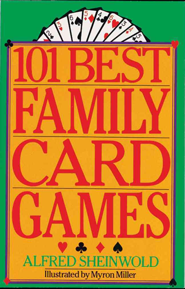 101 Best Family Card Games (Paperback)