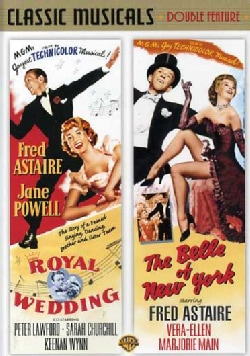 Royal Wedding/Belle of New York (DVD)