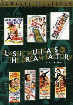Classic Musicals Collection: Classic Musicals from the Dream Factory Vol 2 (DVD)