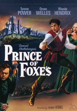 Prince Of Foxes (DVD)