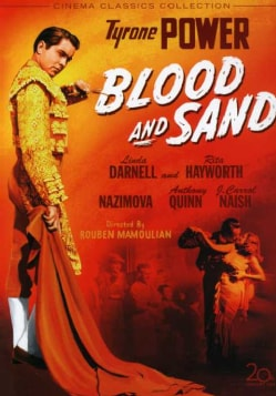 Blood And Sand (DVD)