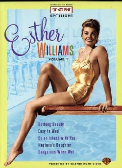 TCM Spotlight: Esther Williams Collection (DVD)
