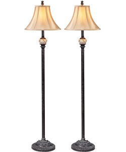 Sevilla Traditional Floor Lamp (Set of 2)