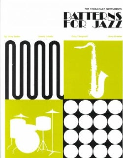 Patterns for Jazz - Treble Cleff (Paperback)