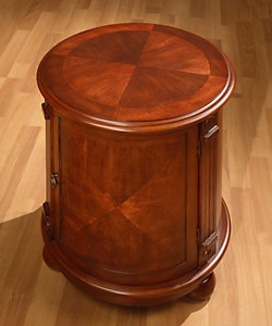 Birch Drum Table