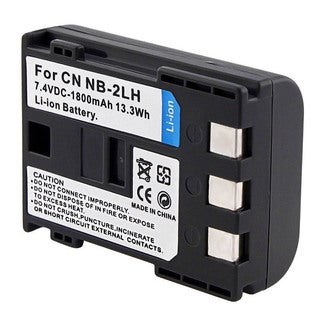 Battery NB-2LH for Canon EOS Rebel XT/S60/70/80
