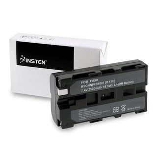 Li-Ion Battery for Sony NP-F550 / NP-F330 / F750