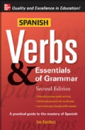 Spanish Verbs & Essentials of Grammar (Paperback)