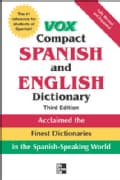 Vox Compact Spanish & English Dictionary (Paperback)
