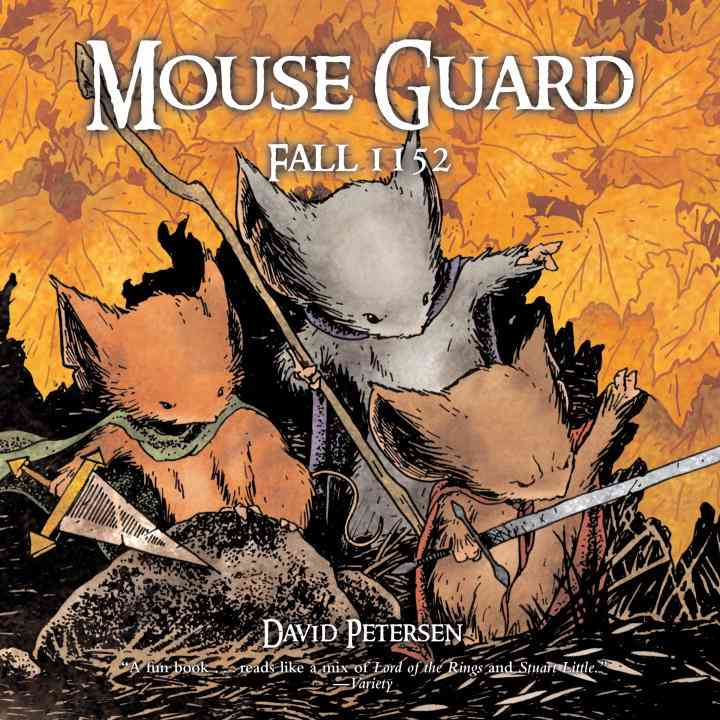 Mouse Guard: Fall 1152 (Paperback)