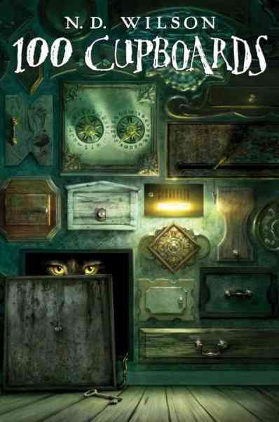 100 Cupboards (Hardcover)