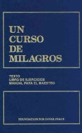 Un Curso de Milagros/ A Course in Miracles (Hardcover)