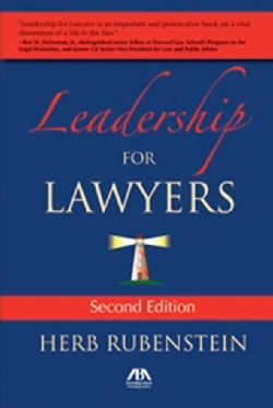 Leadership for Lawyers (Paperback)