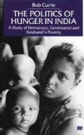 The Politics of Hunger in India: A Study of Democracy, Governance and Kalahandi's Poverty (Hardcover)