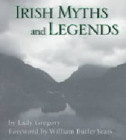 Irish Myths and Legends (Hardcover)