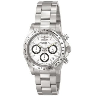 Invicta Speedway S Men's Steel Chrono Watch