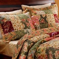 Antique Chic King-size 3-Piece Quilt Set
