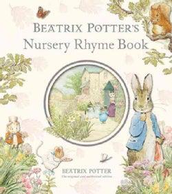 Beatrix Potter's Nursery Rhyme Book (Hardcover)