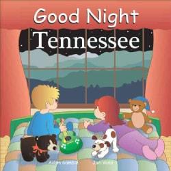 Good Night Tennessee (Board book)