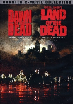 Dawn Of The Dead/Land Of The Dead (DVD)
