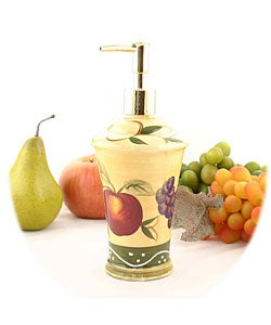 Tuscan Collection Soap/ Lotion Dispenser