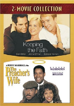 Keeping The Faith/The Preacher's Wife (DVD)