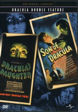 Dracula's Daughter/Son Of Dracula (DVD)