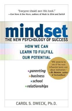 Mindset: The New Psychology of Success (Paperback)