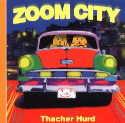 Zoom City (Board book)
