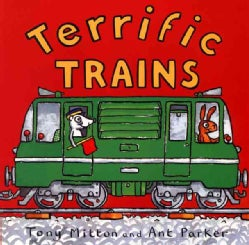 Terrific Trains (Paperback)